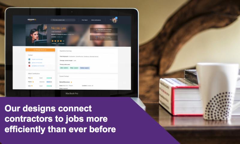 Webcredible - Amazon Web Services
