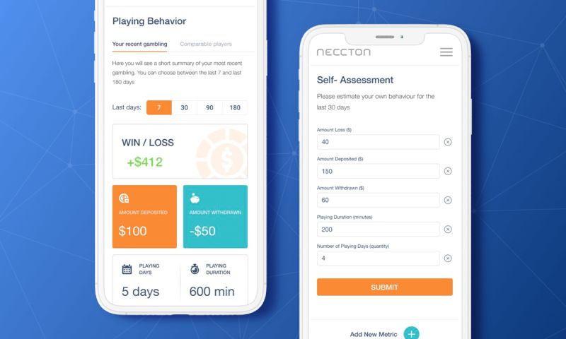 Softengi - UI/UX Design Outsourcing for Player Tracking Software