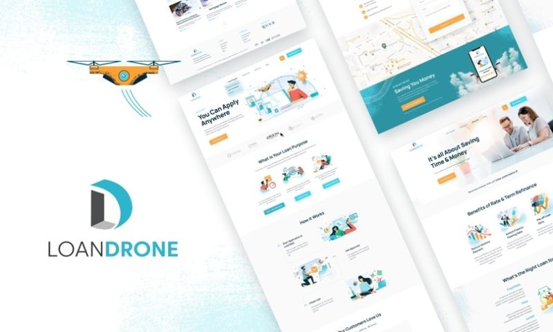 UPQODE - Loandrone
