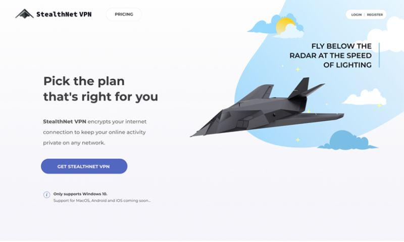 Uran Company - StealthNet VPN