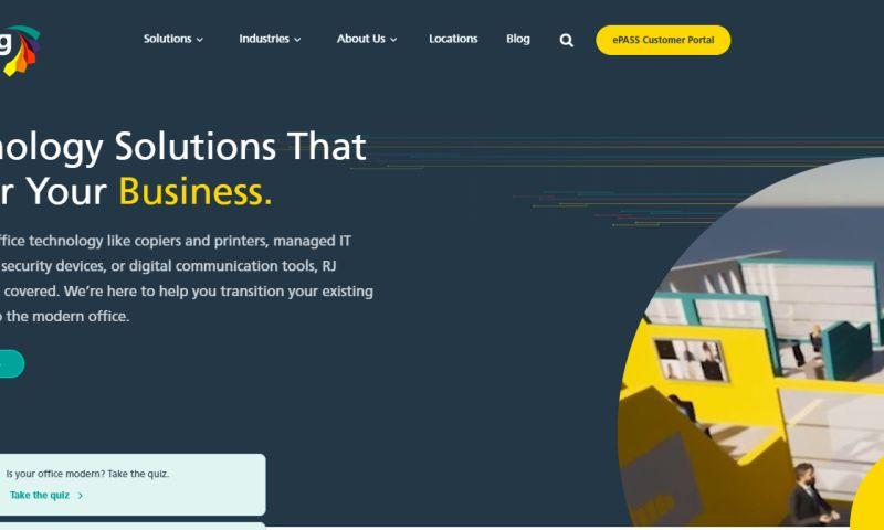 Atiba - RJ Young New Website and Google Analytics Optimization