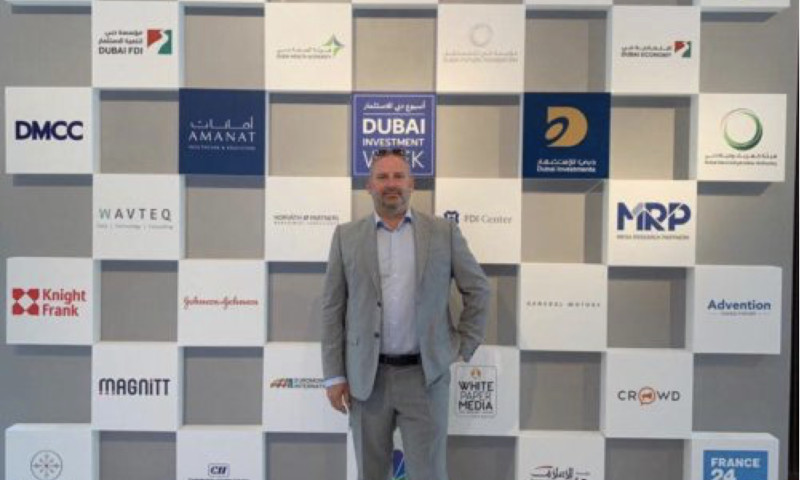 Crowd - Providing Marketing Support for Dubai Investment Week