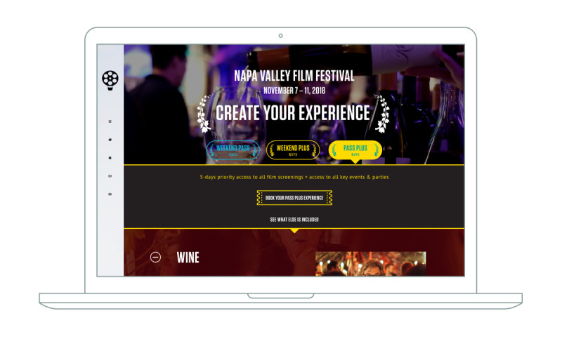 Crowd - Lights, camera, traction for the Napa Valley Film Festival