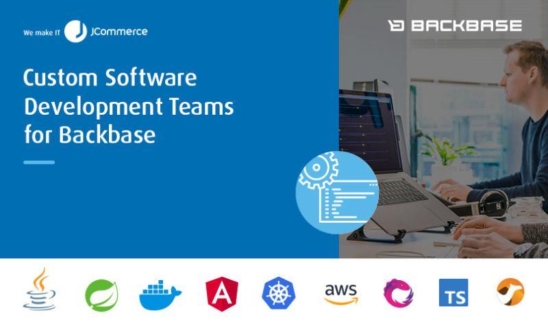 JCommerce - Custom Software Development Teams for Backbase