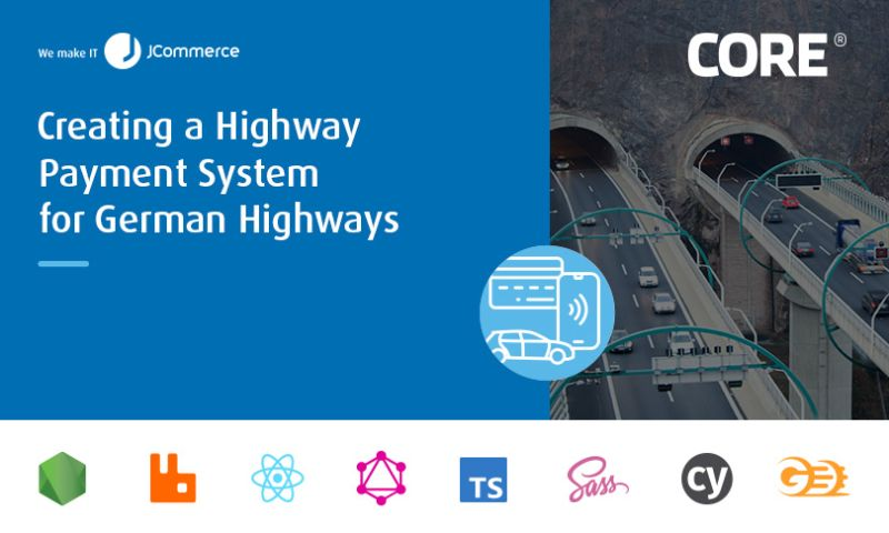 JCommerce - Creating a Highway Payment System for a German Highways