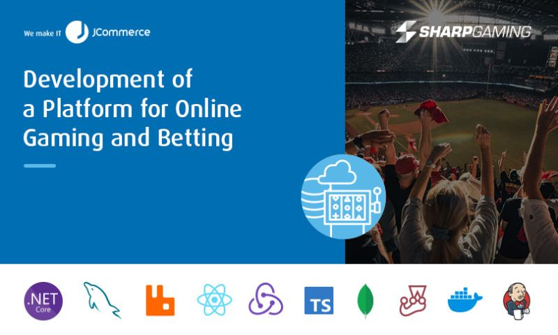 JCommerce - Development of a Platform for Online Gaming and Betting