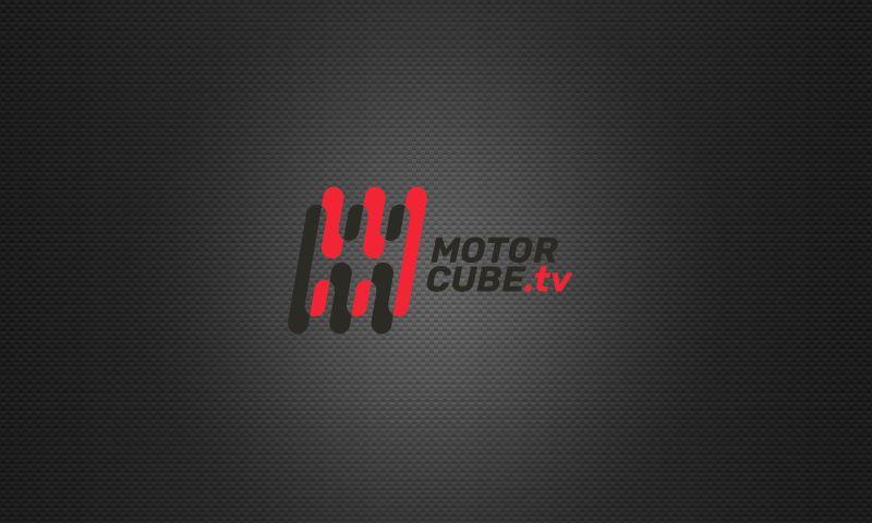 Marco De Masi - Motorcube - brand identity
