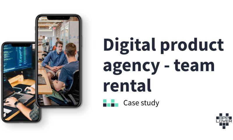 Applover - Digital Product Agency – Team Rental