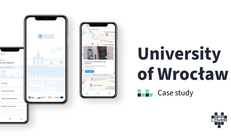 Applover - University of Wrocław