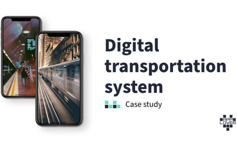 Applover - Digital Transportation System