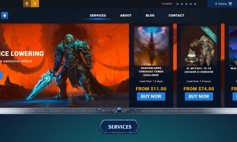 Antalogic - Custom Gaming Platform, React.js