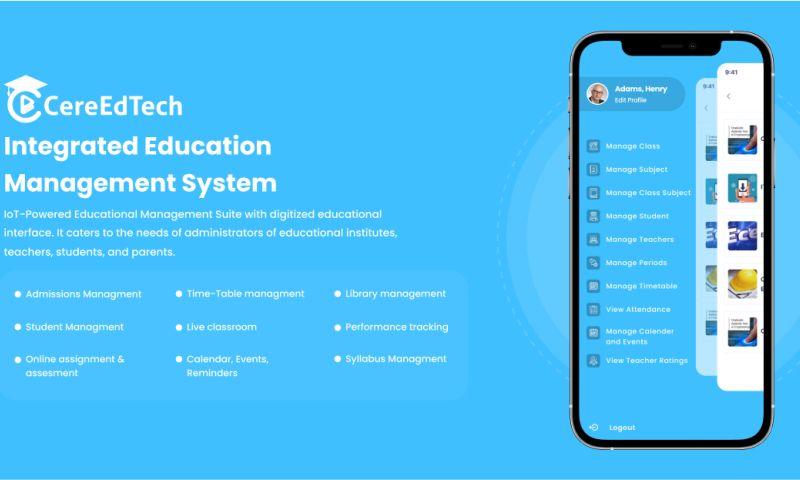 Cerebrum Infotech - CereEdTech - Integrated Education Management System