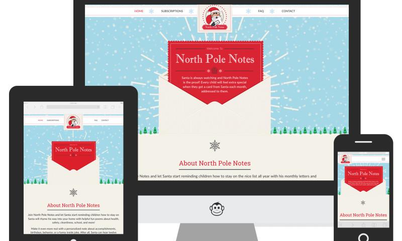 Logic Web Media - North Pole Notes