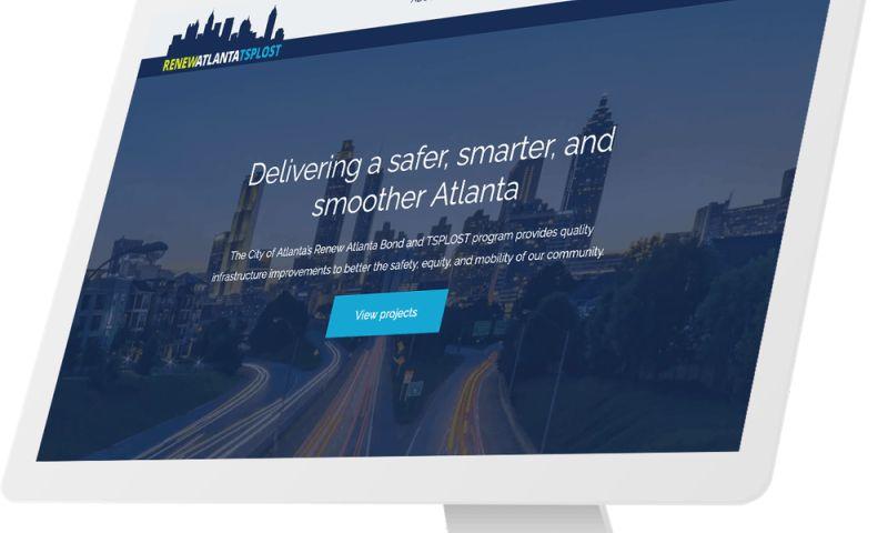 Trajectory Web Design - City of Atlanta