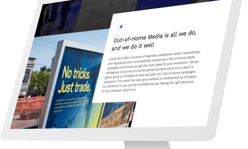 Trajectory Web Design - Agency672