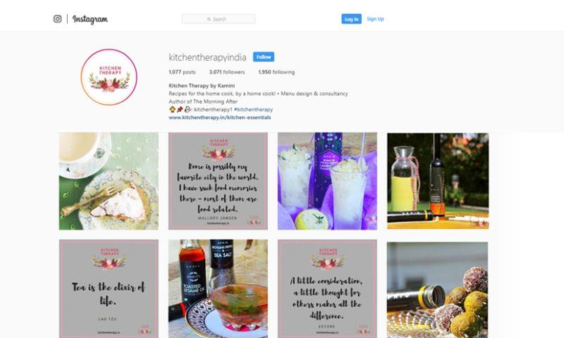 AONE SEO SERVICE PVT. LTD - Social Media Marketing - Kitchen Therapy