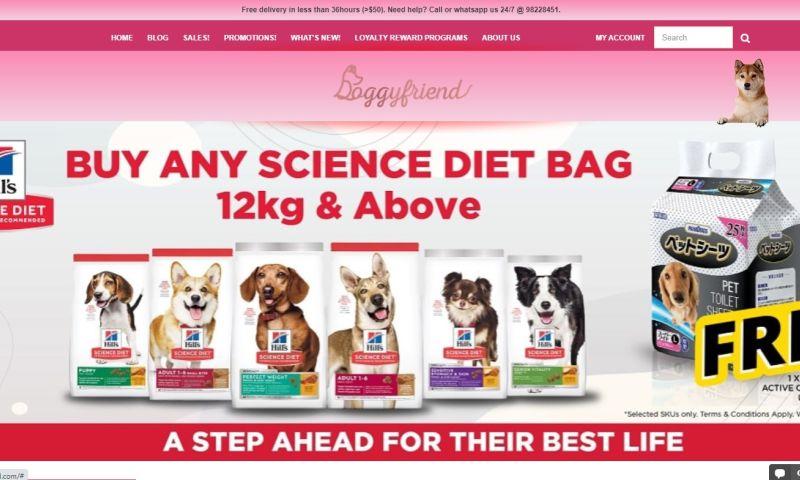 Makkpress Technologies - Doggyfriend