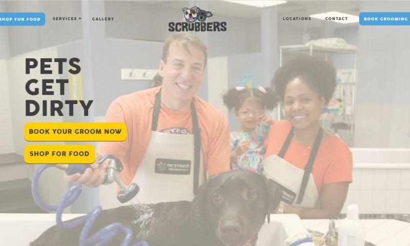 Makkpress Technologies - Scrubbers Dog Wash