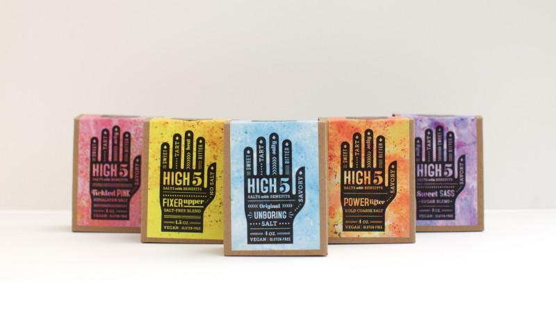 Driven Creative Supply Co. - Food Geek Foods // High 5