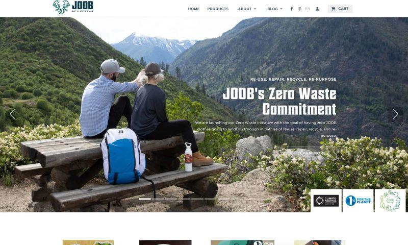 Linchpin SEO - Joob Activewear