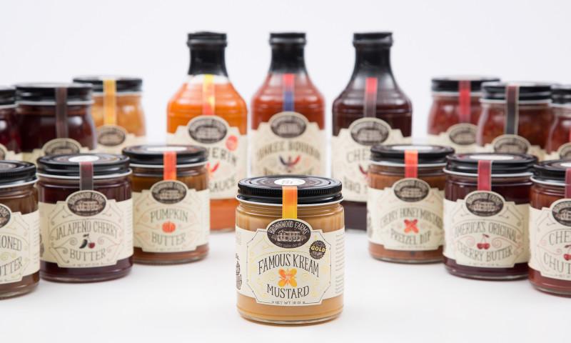 Driven Creative Supply Co. - Brownwood Farms // Brand Development
