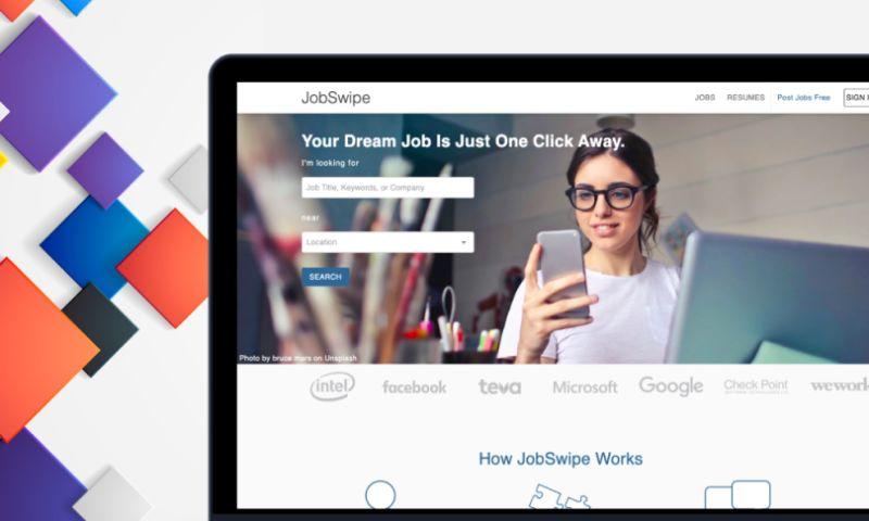 WebSailors - JOBSwipe • Online recruiting platform