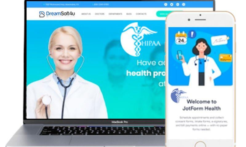 Dreamsoft4u - HIPAA Compliance for Critical Care Software