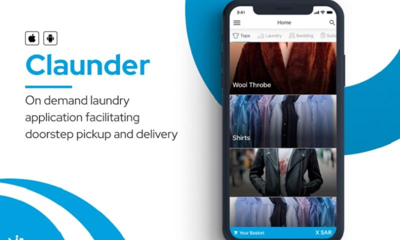 KONSTANT INFOSOLUTIONS - On-Demand Laundry Service Provider App