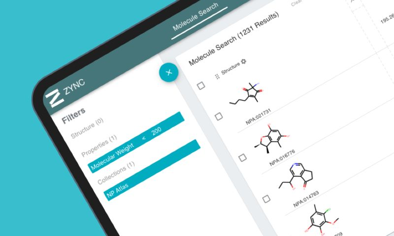 S-PRO - Сhemistry database software for scientists with a user-friendly search tool