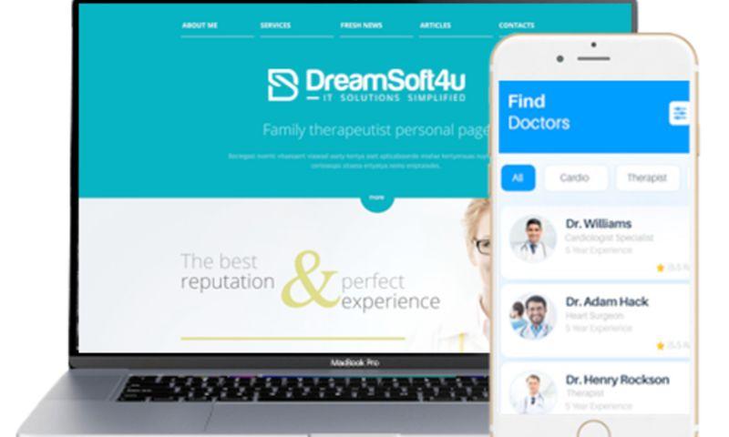 Dreamsoft4u - Medical App Development