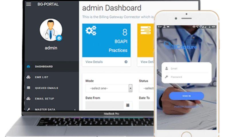 Dreamsoft4u - BCapture Healthcare Insurance App