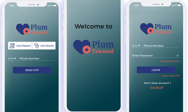 Dreamsoft4u - Plum Telemed