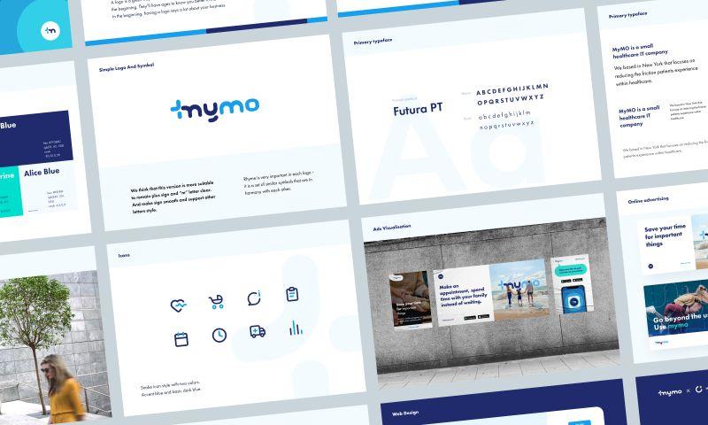 Halo Lab - MyMo Branding