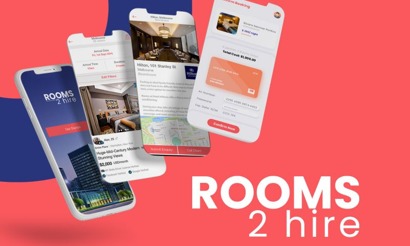 Solution Analysts Inc - Rooms 2 Hire