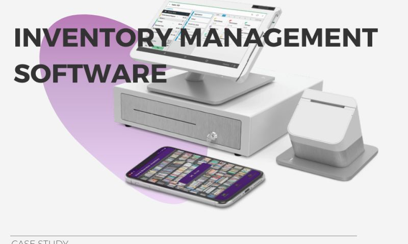 Clover Dynamics - Inventory Management System
