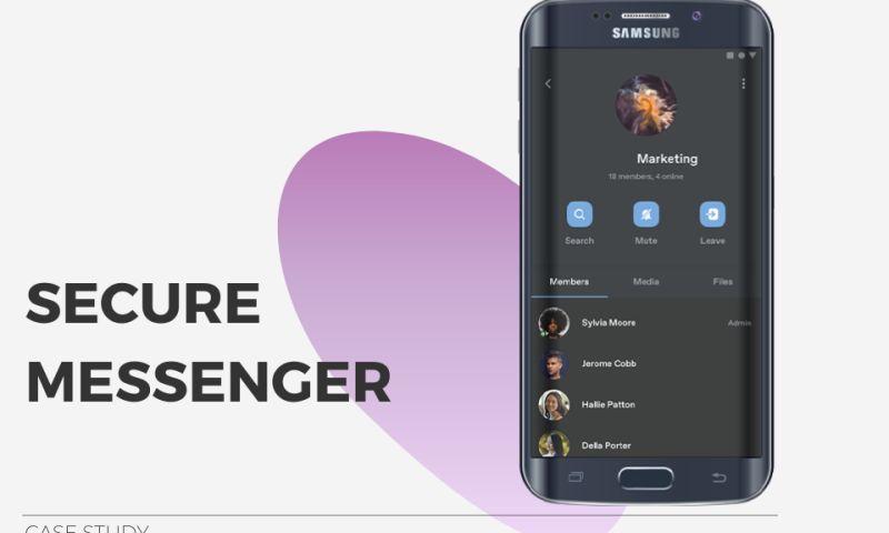 Clover Dynamics - Secure Messenger