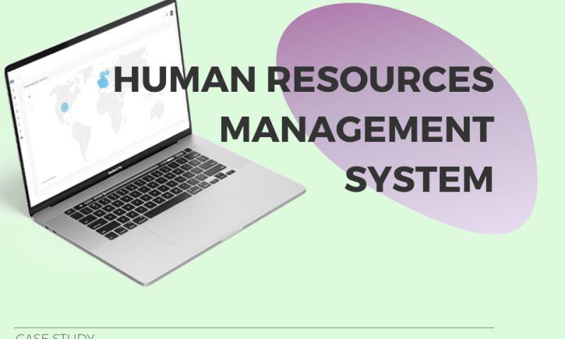 Clover Dynamics - Human Resources Management System