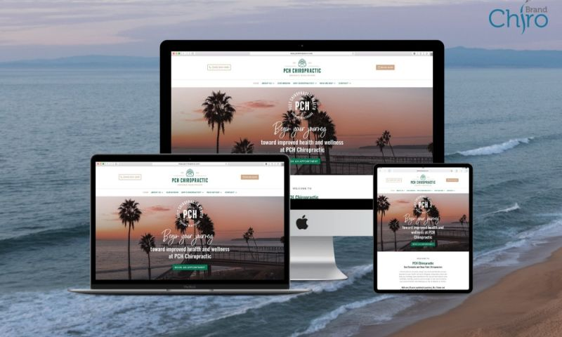 Brand Chiro - Web Design Success Story: PCH Chiropractic