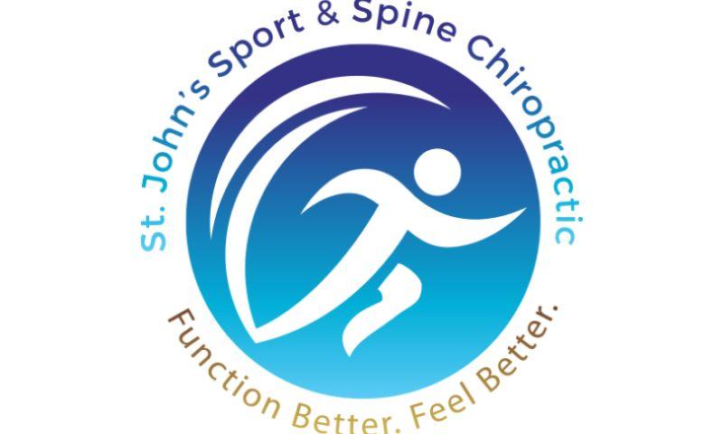 Brand Chiro - Logo Design Success Story: St. John's Chiropractic