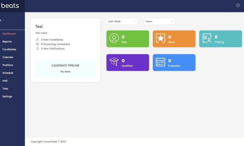 Consultadd Inc - ATS Development
