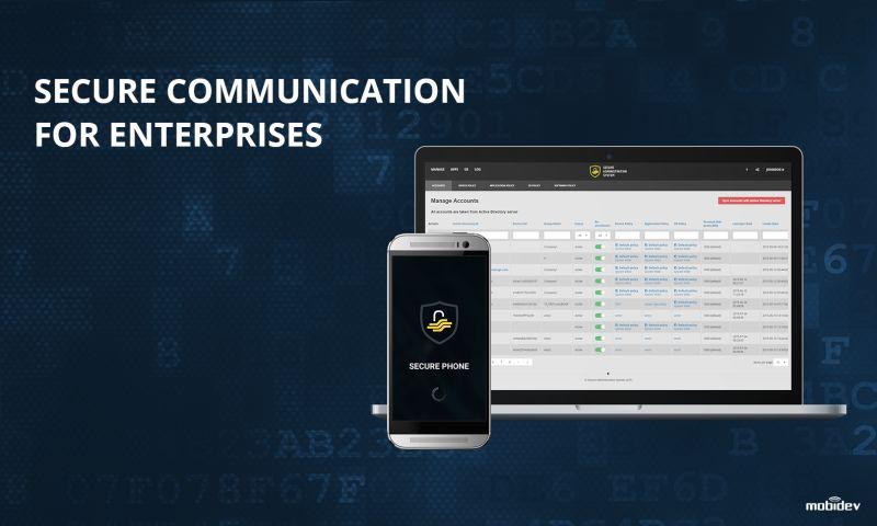 MobiDev - Secure Communication for Enterprises