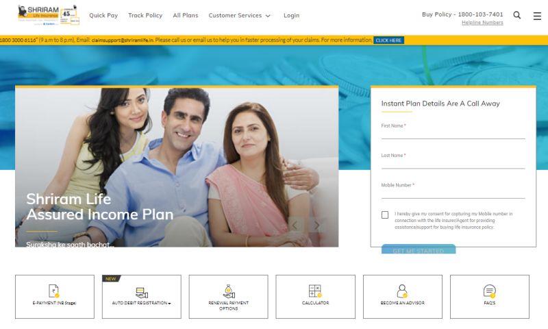 Left Right Mind - Shriram Life Insurance