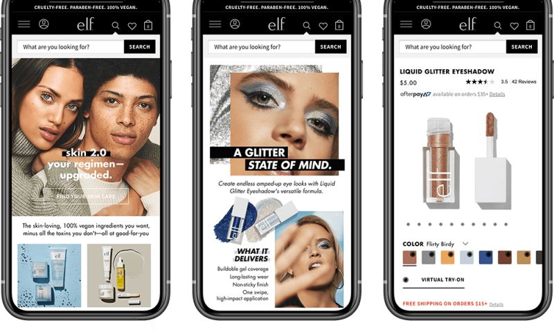 BlueSwitch - e.l.f. Cosmetics