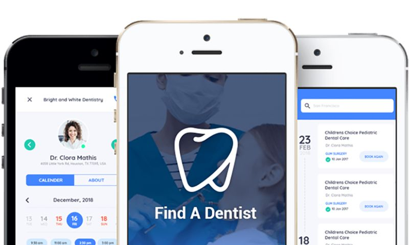 App Maisters - Find A Dentist