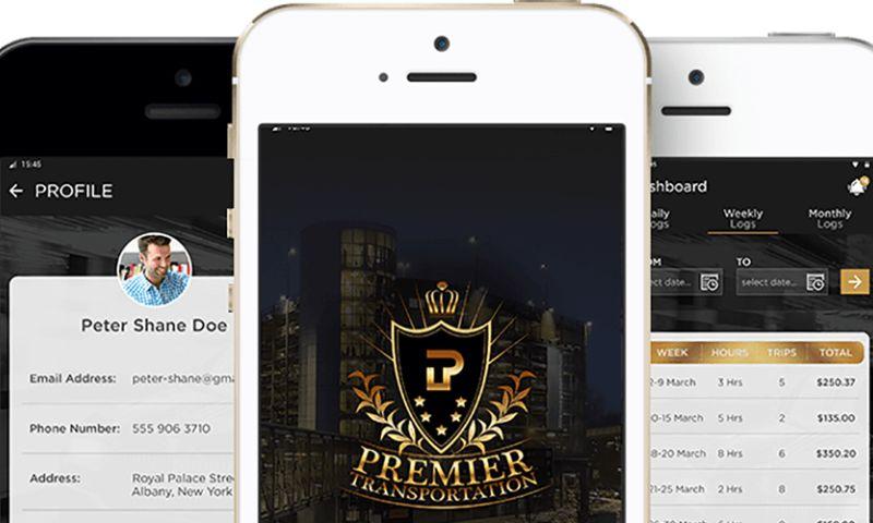 App Maisters - PREMIER TRANSPORTATION