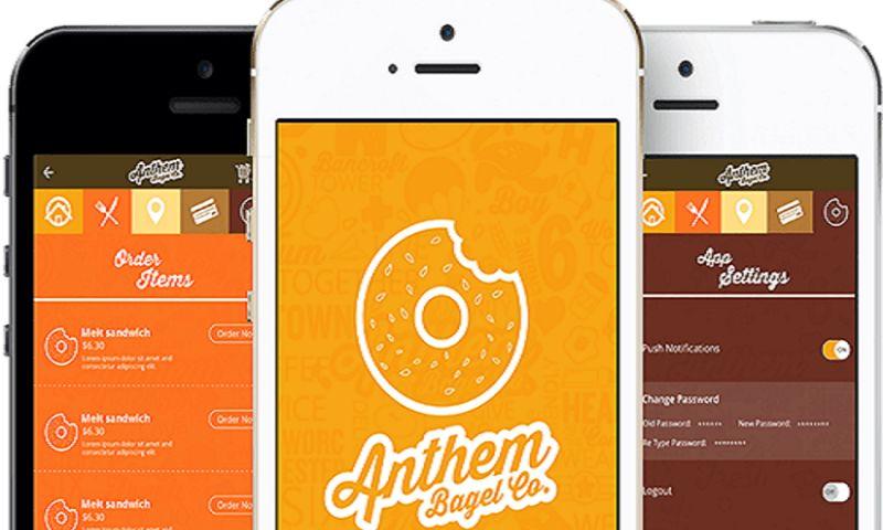 App Maisters - Anthem Bagel