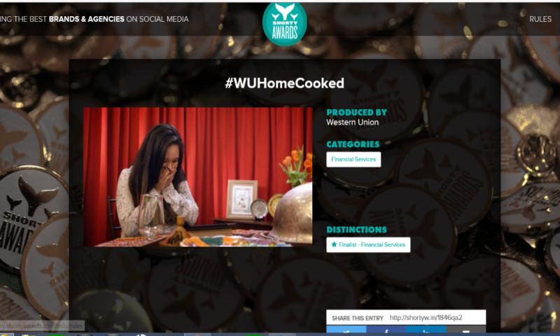 PRA Public Relations - Case Study: Western Union Award-Winning Campaign