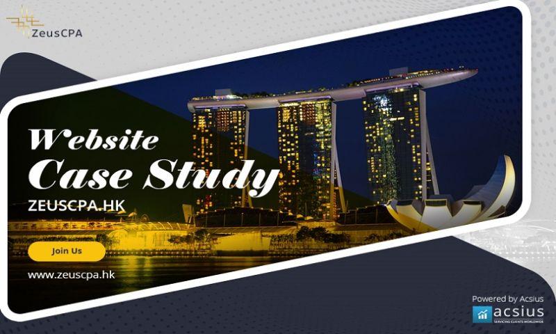 ACSIUS Technologies Pvt. Ltd. - Website Design and Development