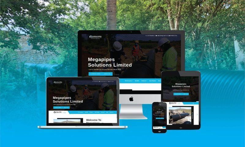 Designekta Enterprises - Megapipes Solutions Limited