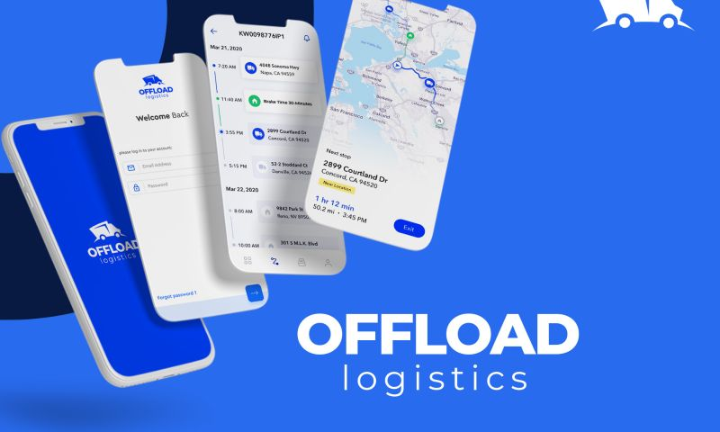 Solution Analysts Inc - Offload logistics